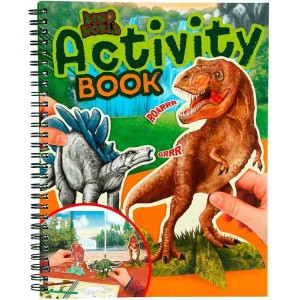 Dino World Libro Actividades