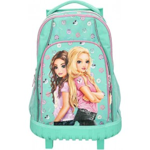 Top Model Mochila Candy Cake Turquesa