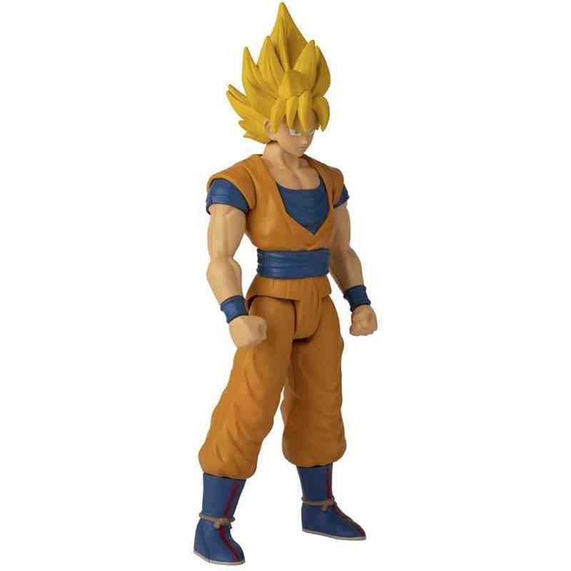 Figura Limit Breakers Goku Super Saiyan