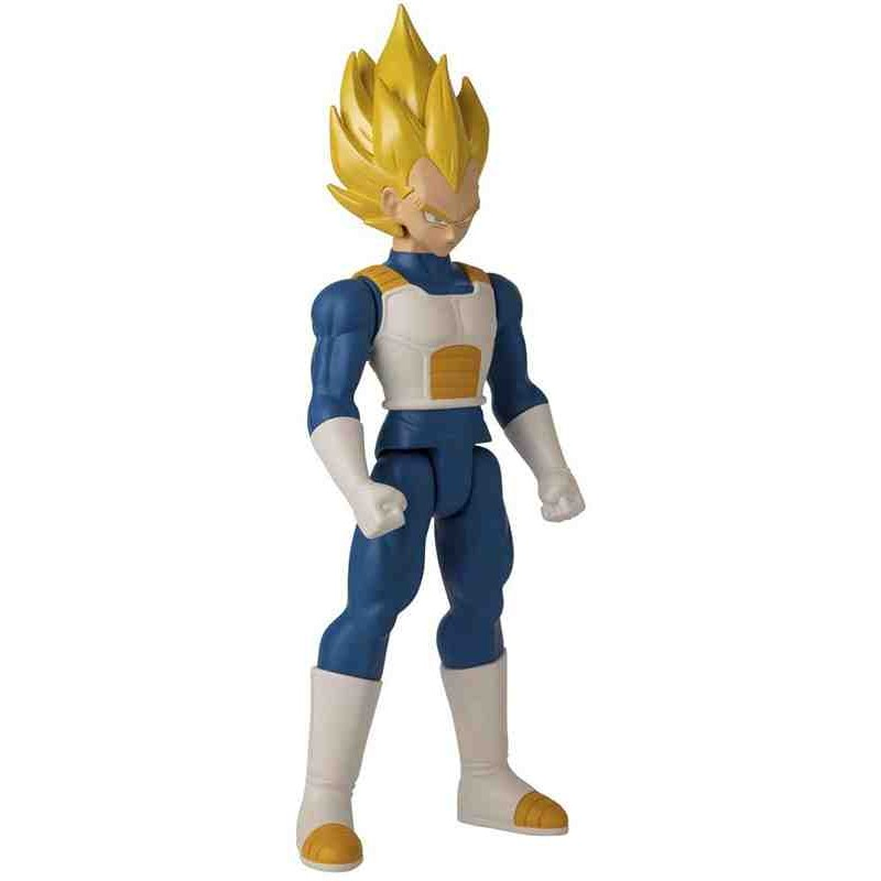 Figuras Limit Breakers Vegeta Super Saiyan