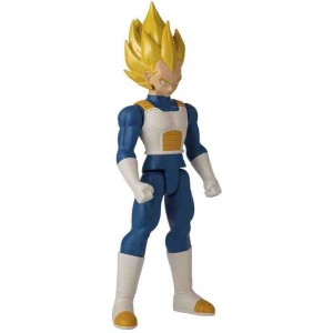 Figuras Limit Breakers Vegeta Super Saiyan.