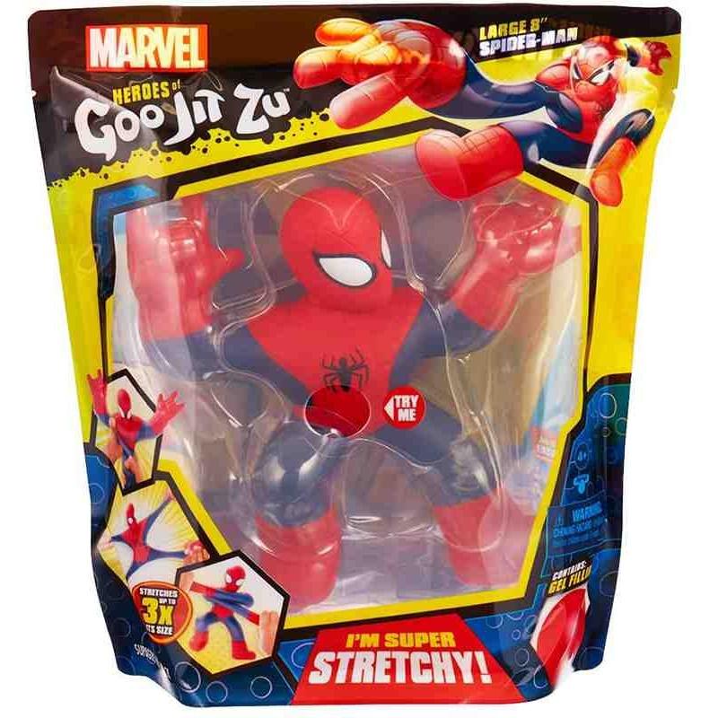 Spiderman Figura Marvel GOO JIT ZU