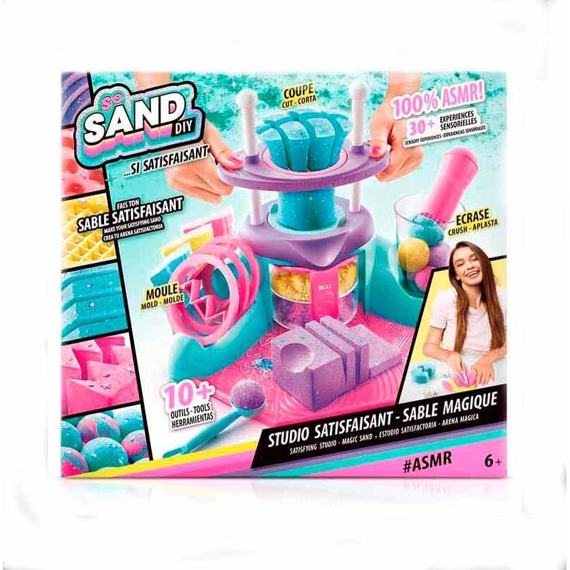 Estudio Arena Mágica So Sand