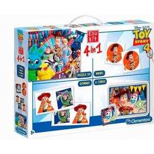 Toy Story 4 Edukit 4 en 1