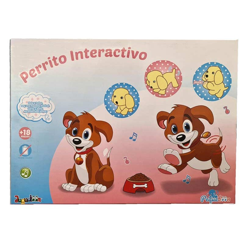 Perro Interactivo Infantil