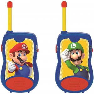 Walkie Talkie Súper Mario
