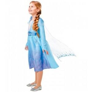 Elsa Frozen 2 Disfraz M