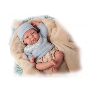 Bebé Reborn Pedro
