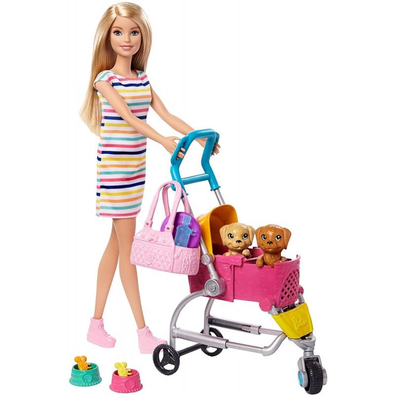 Barbie y Sus Mascotas