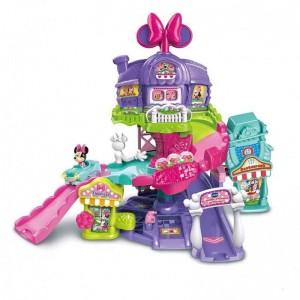 Tut Tut Bólidos La ciudad Mágica de Minnie Mouse
