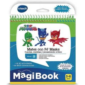 Libro Magibook Mates con PJ Mask