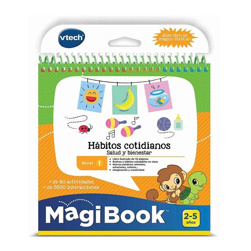 Libro Magibook Hábitos Cotidianos