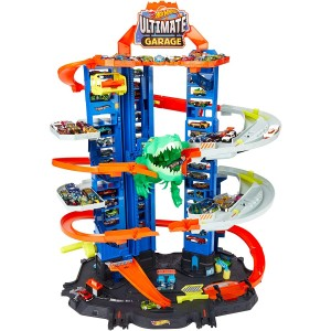 El Garage Definitivo Hot Wheels City