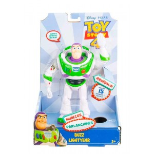 Toy Story 4 Buzz LightYear Voz y Sonido