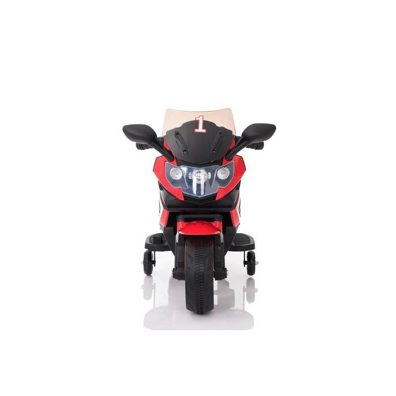 Moto para Niños Tourer K1200 Roja de Batería