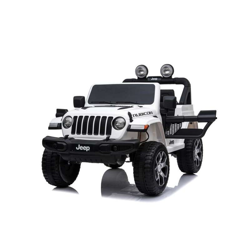 Jeep Rubicon para Niños de Batería 12V
