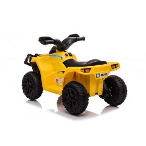 Quad Pro X Amarillo de Batería 6V para Niños