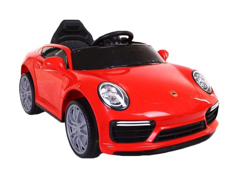 Coche Deportivo para Niños Roadster de Batería Rojo