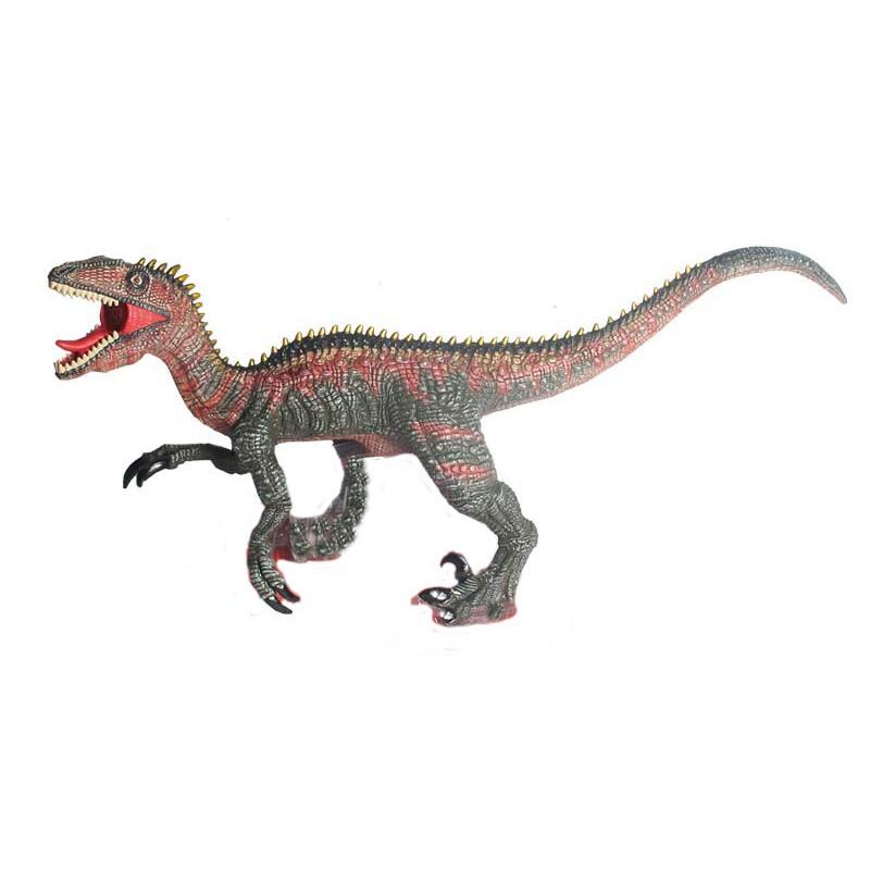 Mega Figura Dinosaurio Coelophysis Con Sonido