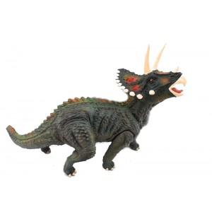 Mega Figura Dinosaurio Triceratops