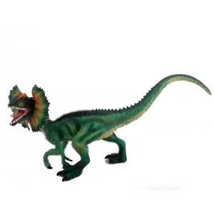 Mega Figura Dinosaurio Dilofosaurio