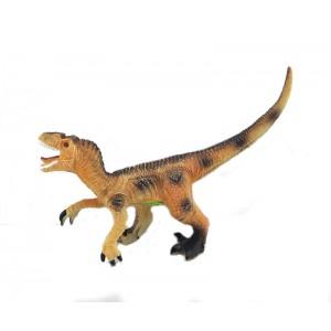 Figura Dinosaurio Velociraptor Interactivo