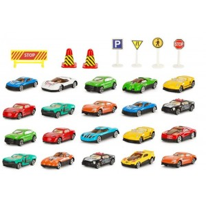 Set 20 Coches Infantil