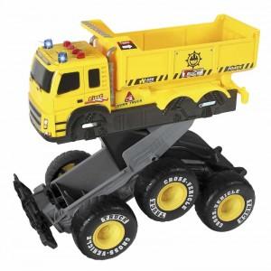 Camión Volquete Colisión Infantil