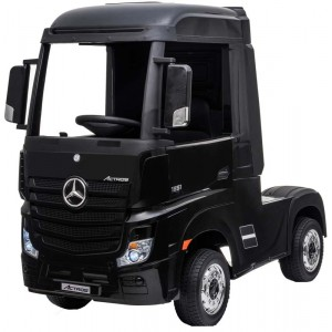 Camión Infantil Mercedes Negro de Batería 24V