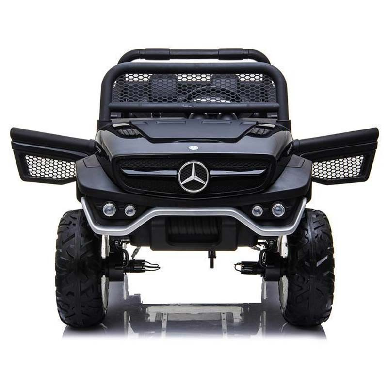Coche Infantil Mercedes Benz Unimog de Batería 12V