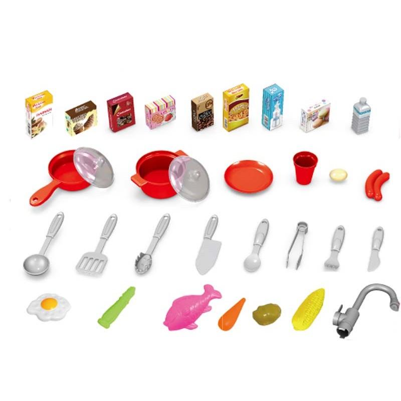 Cocina Infantil con Luces y Sonidos