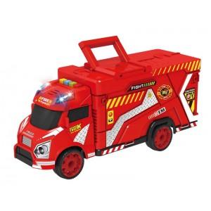 Camión Parking Infantil de Bomberos