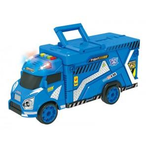 Camión Parking Infantil de Policía