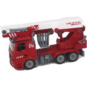 Kit Camión de Bomberos Infantil
