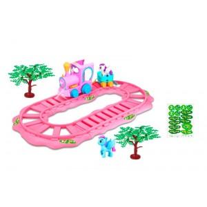Tren Infantil con Unicornios