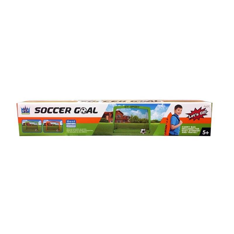 Portería de Futbol Plegable