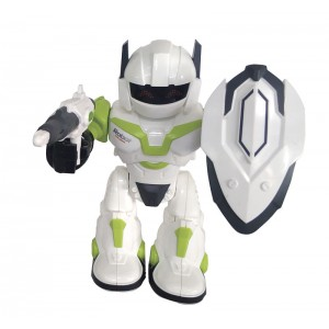 Robot Infantil con Luz y Sonido