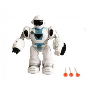 Robot Infantil Lanza Balas con Luz y Sonido