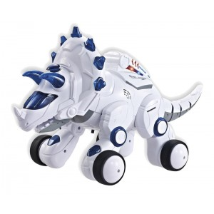 Robot Dinosaurio Triceraptor Radio Control