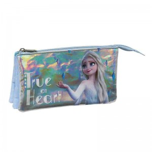 Estuche Triple Frozen 2