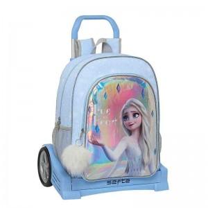 Mochila Frozen 2 con Carro