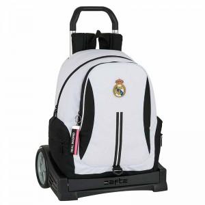 Mochila Real Madrid Con Carro 20/21