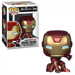 Funko Pop Avengers Iron Man Stark Tech Suit