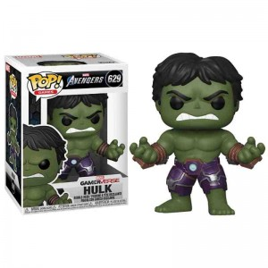 Funko Pop Avengers Hulk Start Tech Suit