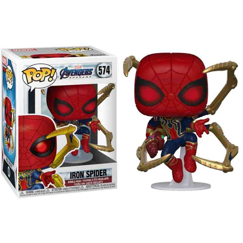 Funko Pop Avengers Iron Spider Stark Tech Suit