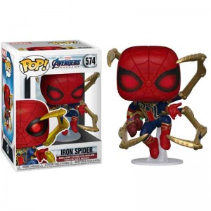 Funko Pop Avengers Iron Spider Stark Tech Suit