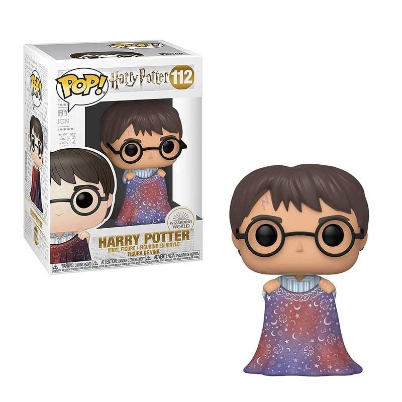 Funko Pop Harry Potter Capa Invisible
