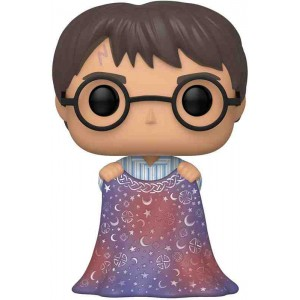 Funko Pop Harry Potter Capa Invisible