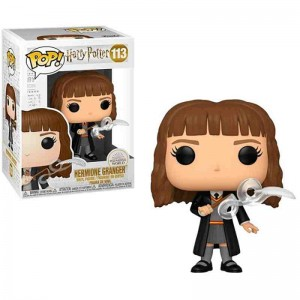 Funko Pop Harry Potter Hermione con Pluma