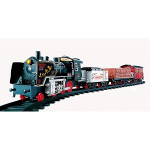 Tren Clásico con Vías Infantil